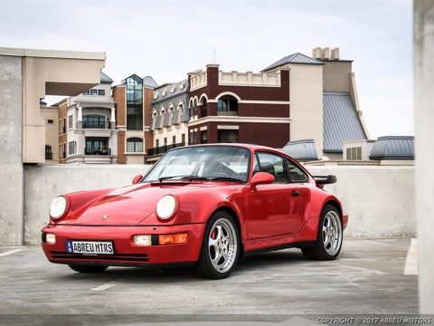 1994 Porsche 911 3.6 Turbo Concours Quality 1 of only 288 made for the U.S market for sale