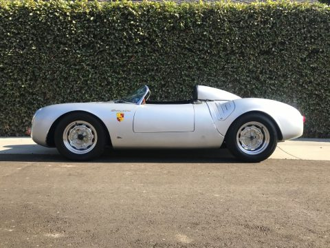 1955 Porsche 550 Spyder, Early Chuck Beck Spyder #69 for sale