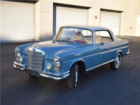 1967 Mercedes Benz 200 Series – CONCOURS QUALITY for sale
