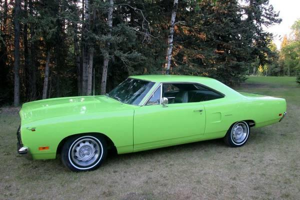 1970 Plymouth Road Runner in excellent running condition