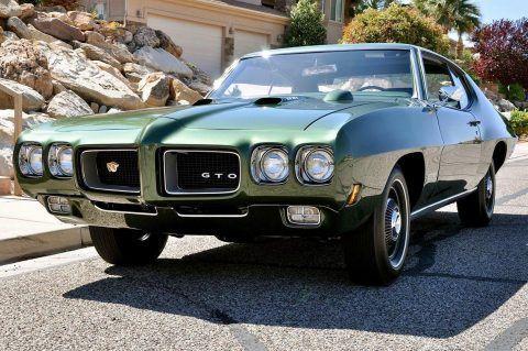 1970 Pontiac GTO Ram Air IV for sale