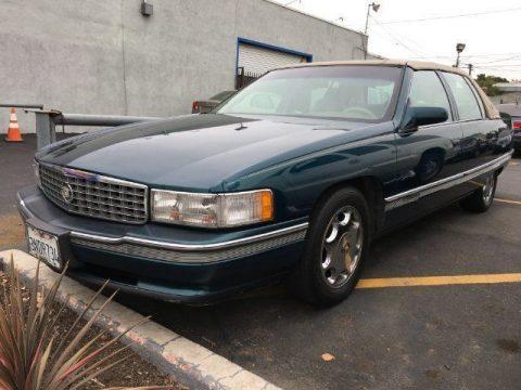 1995 Cadillac Deville Concours Sedan 4D for sale