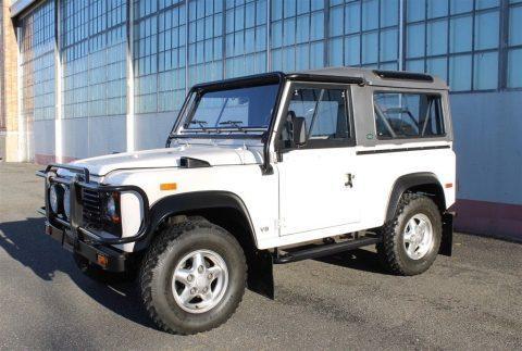 All original 1994 Land Rover Defender 90 for sale