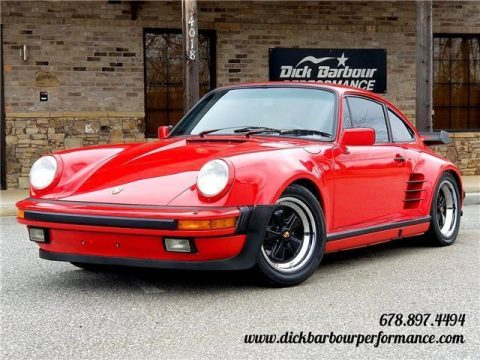 GREAT 1987 Porsche 911 930 Turbo for sale