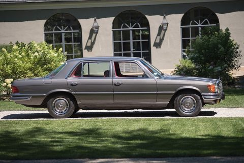 RARE 1973 Mercedes Benz 400 Series for sale