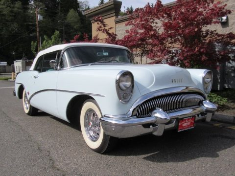 1954 Buick Skylark Harley Earls Custom Convertible Concours in Excellent Condition for sale