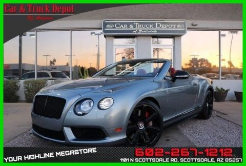 2015 Bentley Continental GT Concours Series BLACK for sale