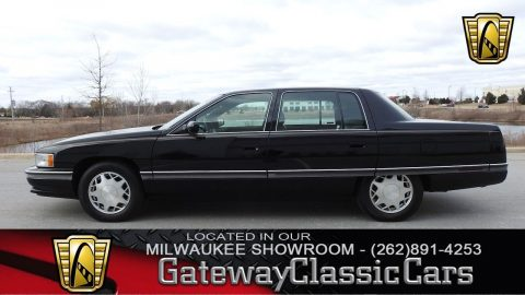 GREAT 1995 Cadillac Deville Concours for sale