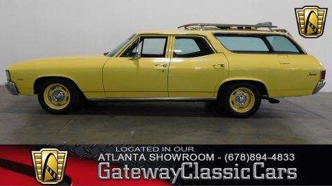 NICE 1972 Chevrolet Concours for sale