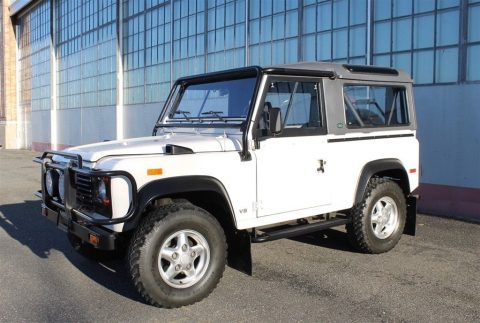 All original 1994 Land Rover Defender 90 for sale