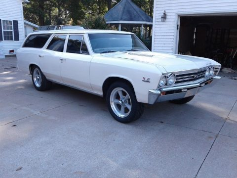 BEAUTIFUL 1967 Chevrolet Chevelle SS for sale