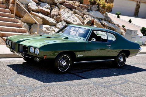 GREAT 1970 Pontiac GTO Ram Air IV for sale