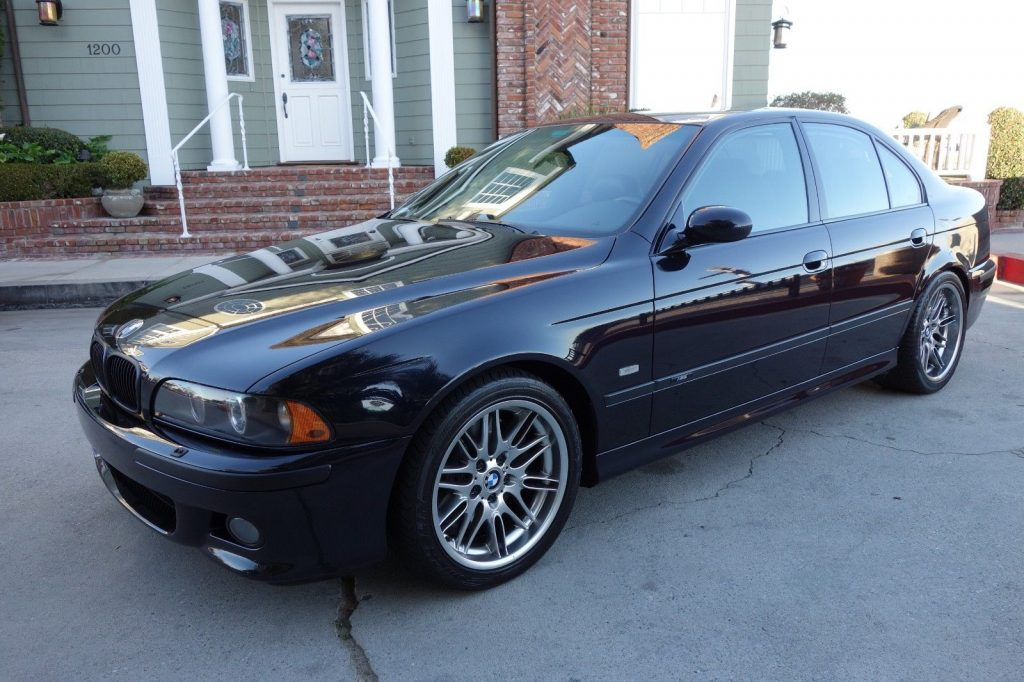 GREAT 2001 BMW M5 for sale