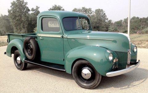 ICONIC 1940 Ford Pickups for sale
