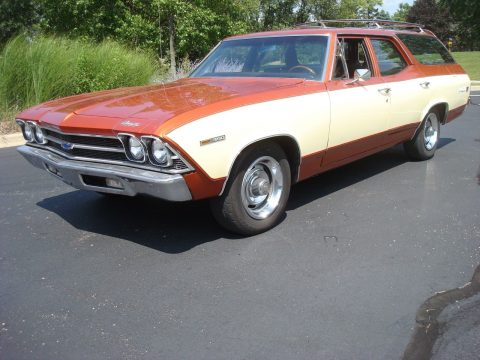 NICE 1969 Chevrolet Chevelle for sale