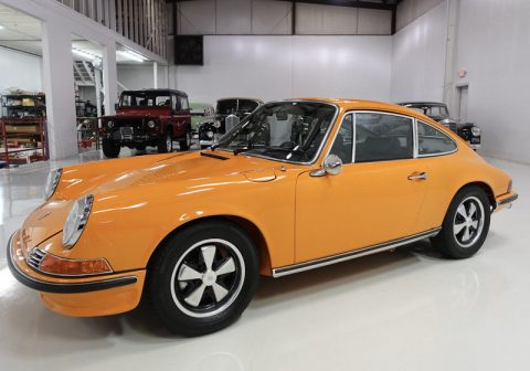 1970 Porsche 911 – Multiple Concours D'elegance winner for sale