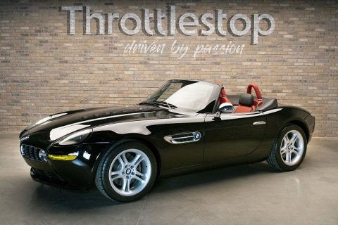 AMAZING 2002 BMW Z8 for sale
