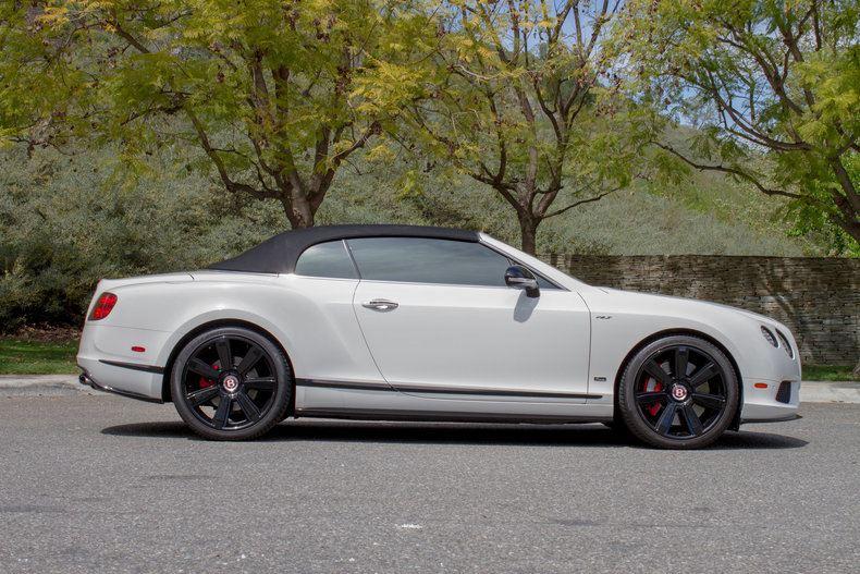 AMAZING 2015 Bentley Continental GT