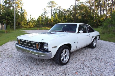 GREAT 1977 Chevrolet Nova Concours Hotrod 383 Stroker for sale