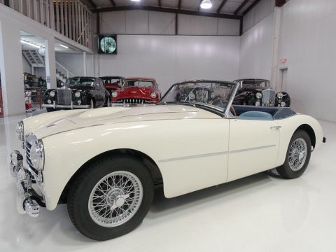 1955 Swallow Doretti Roadster | The last Example assembled! for sale