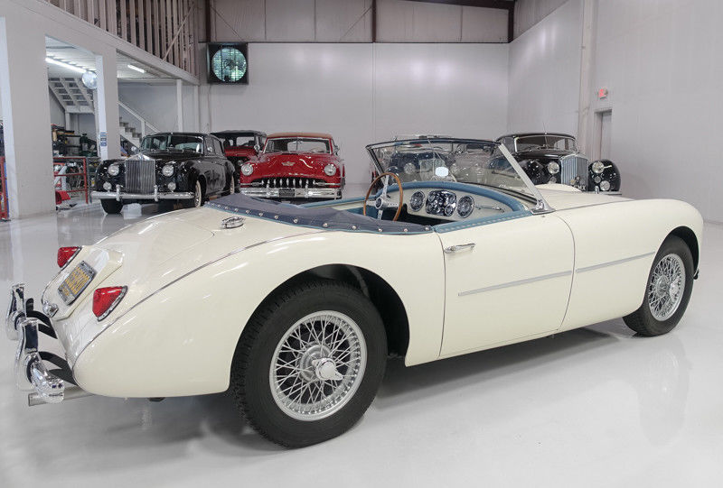 1955 Swallow Doretti Roadster | The last Example assembled!