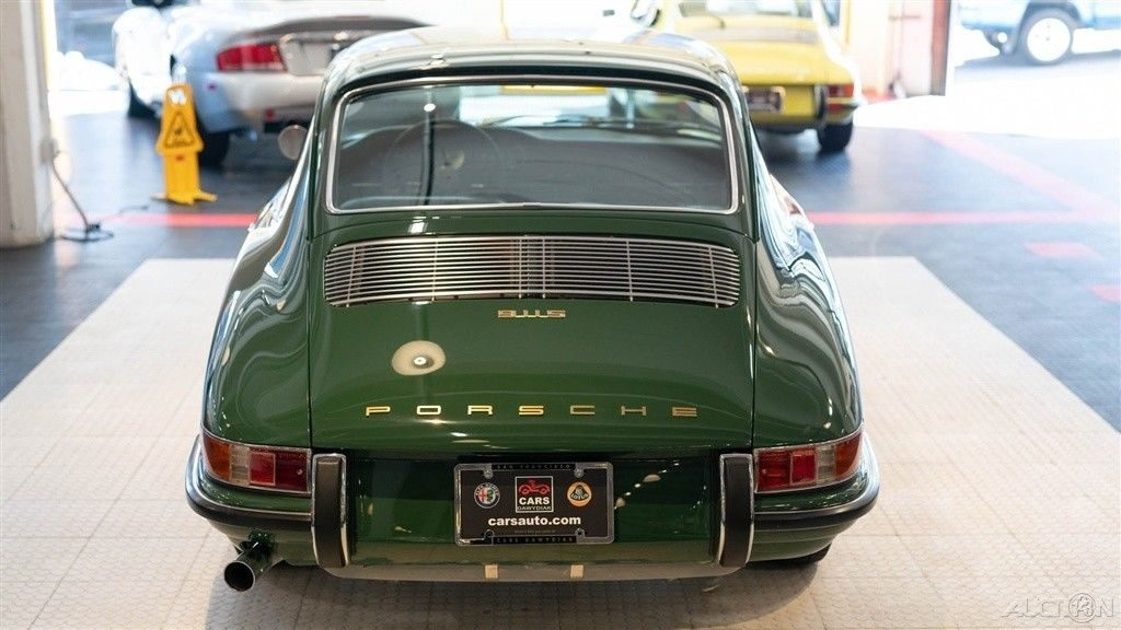 1967 Porsche 911 S Numbers Matching. Accurate Concours Quality Example