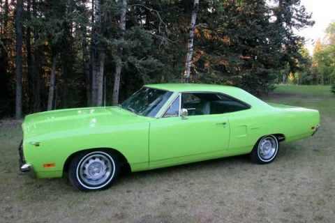 1970 Plymouth Road Runner 383 Concours Restoration Matching Build Sheet for sale