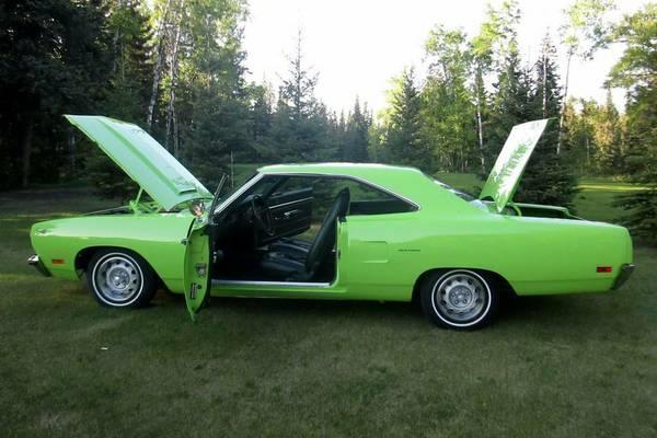 1970 Plymouth Road Runner 383 Concours Restoration Matching Build Sheet