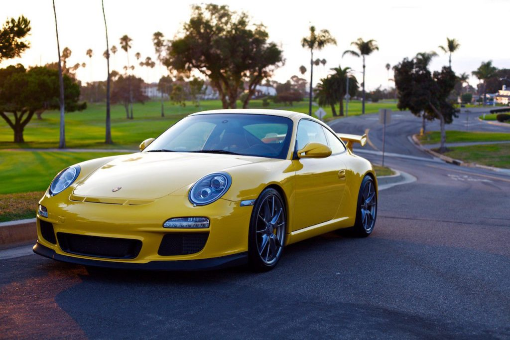 2010 Porsche 911 GT3 Mezger 6 Speed Rare Concours Highly Optioned
